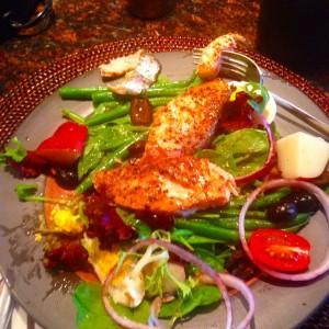 Salade nicoise -Fox