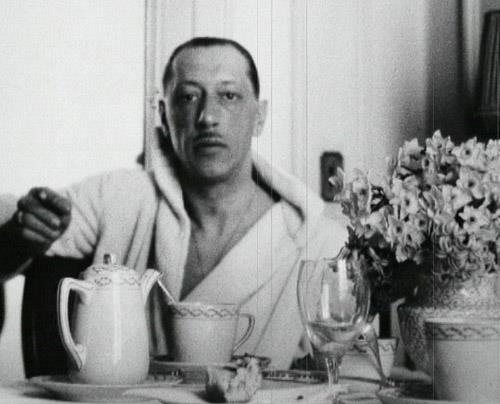 stravinsky on American Highways
