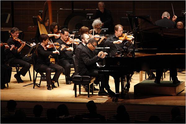 Donal Fox Carnegie Hall